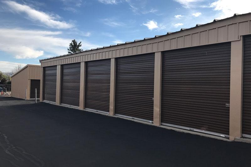 Kamas Storage indoor storage